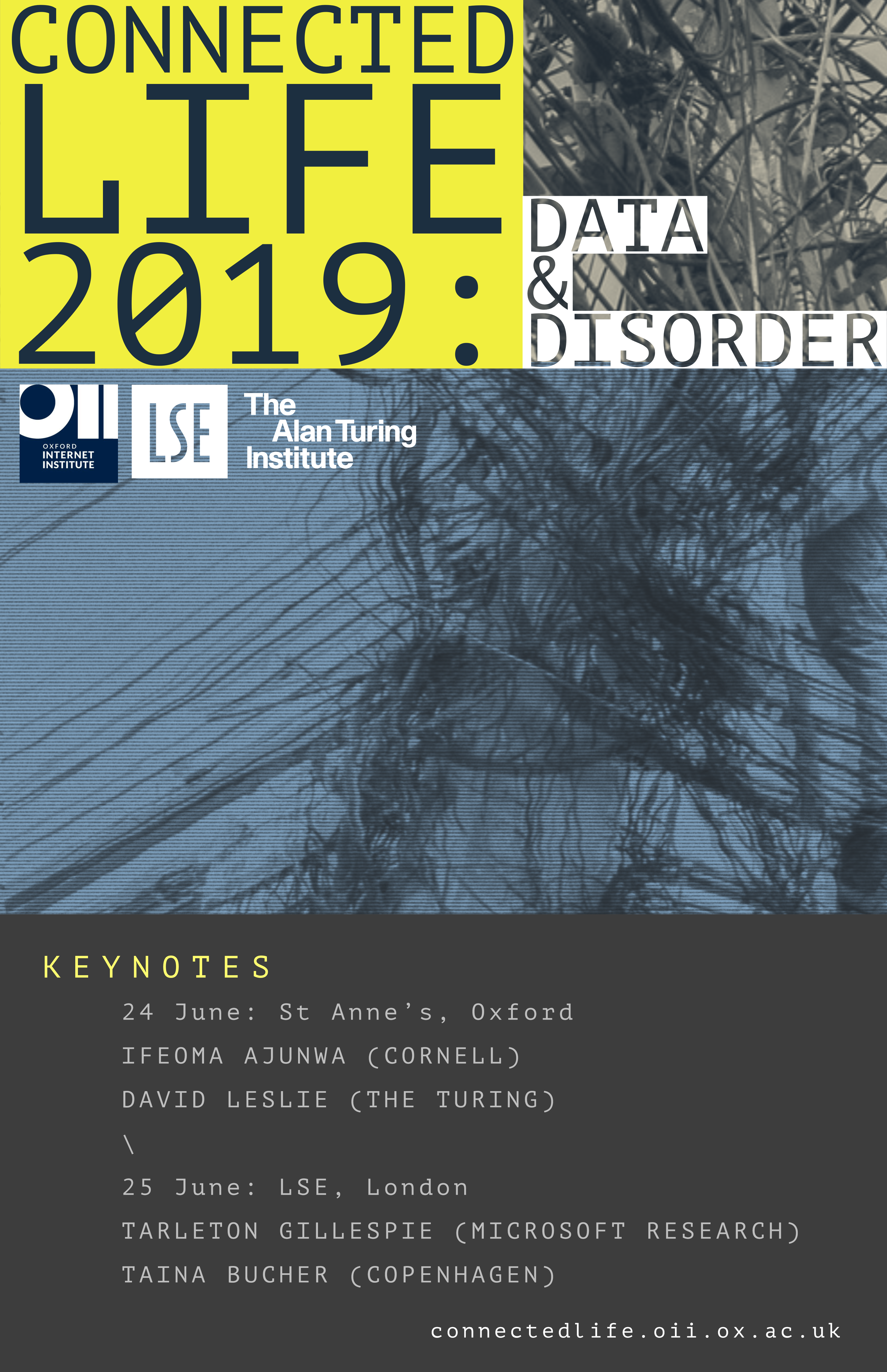 Connected Life Conference – Oxford Internet Institute, University of
